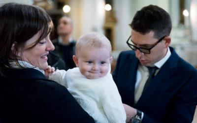 Battesimo di Daniele a Castiglione d/S